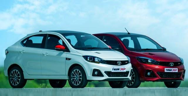 Tata stop selling Tata Tigor JTP and Tiago JTP.