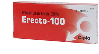 Sildenafil is indicated in adult men with erectile dysfunction, which is the inabilitty to achieve or maintain a penile erection