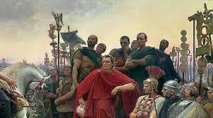 Julius caesar dan pompei