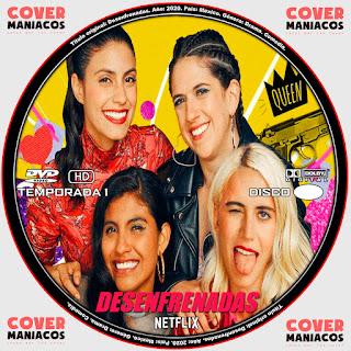DESENFRENADAS - UNSTOPPABLE 2020 TEMPORADA 1 [COVER - DVD]