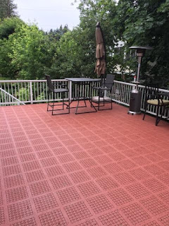 Greatmats Patio Flooring Staylock Perforated Tiles