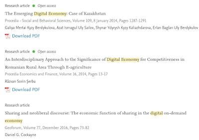 mencari jurnal ekonomi