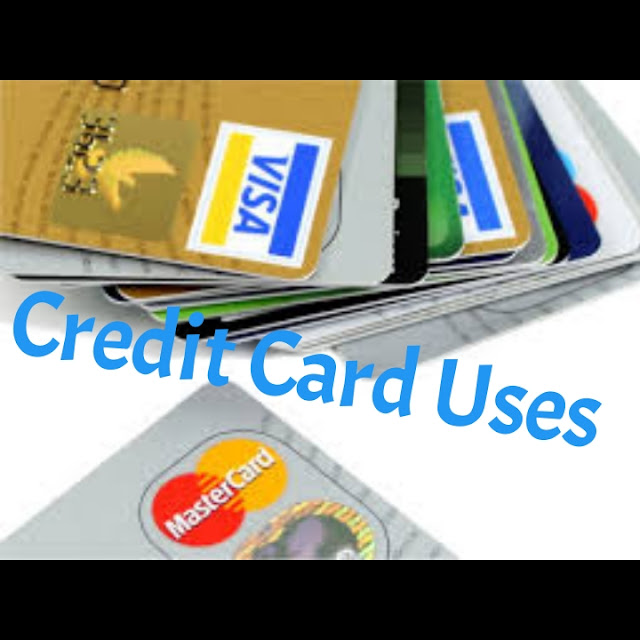 Best and Bad Credit Card Uses, Credit facilities,loans,etc