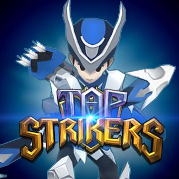 Tap Strikers v1.70 Para Hileli