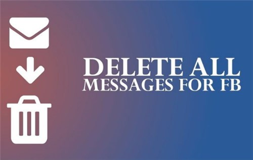 How To Delete All Your Messages On Facebook At Once