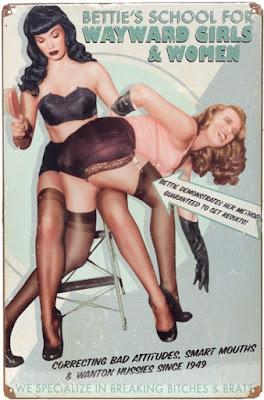 girls spanking girls