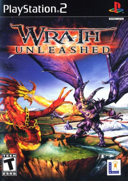 short free games: Wrath Unleashed NTSC-US (PS2/ENG/2004)