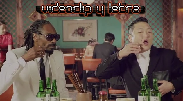 PSY feat Snoop Dogg - Hangover