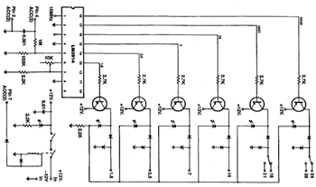 Automatic Antenna Switch Circuit using LM3914