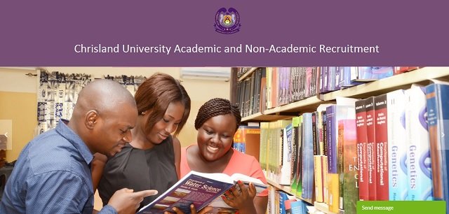 Chrisland-University-Academic-and-Non-Academic-Recruitment