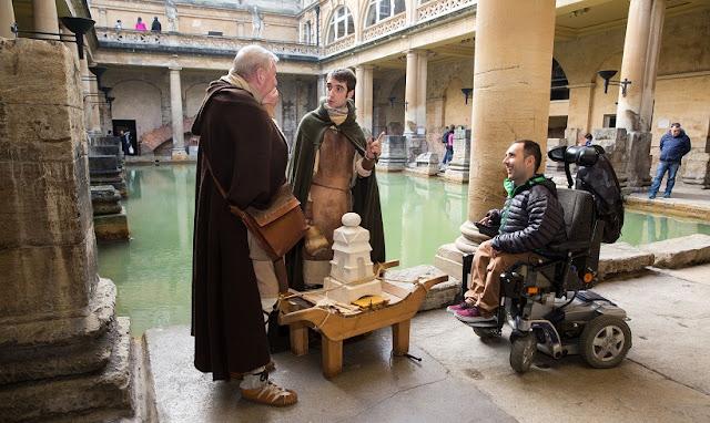 Serviços de acessibilidade em Roma