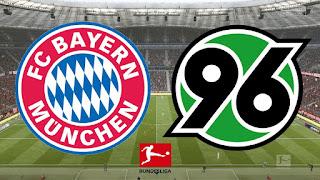 مشاهدة مباراة بايرن ميونخ وهانوفر بث مباشر بتاريخ 15-12-2018 الدوري الالماني