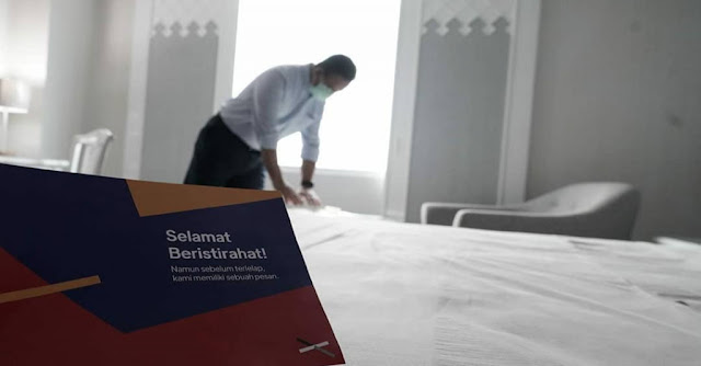 Gebrakan Baru Anies, Siapkan 220 Kamar di Hotel Grand Cempaka untuk Tempat Istirahat Tenaga Medis