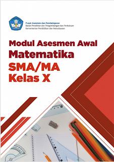 Modul Asesmen Diagnosis Matematika SMA/MA Kelas X