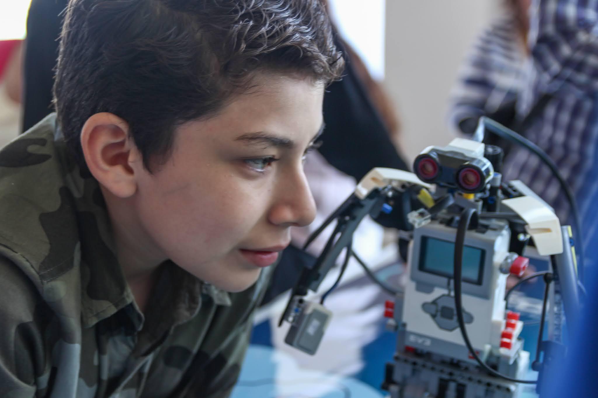 Beneficios de los robots educativos para los estudiantes