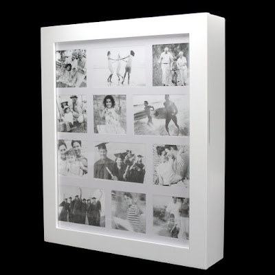 Shop Nile Corp Wholesale Wooden Wall Mounted Jewelry Storage Cabine with Photo Frame
