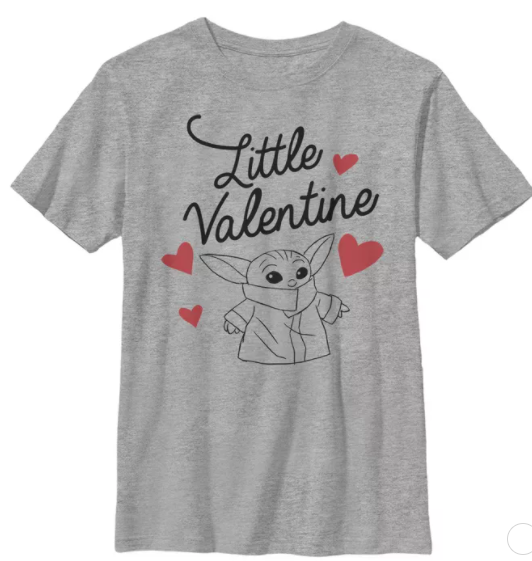 Little Valentine Shirt