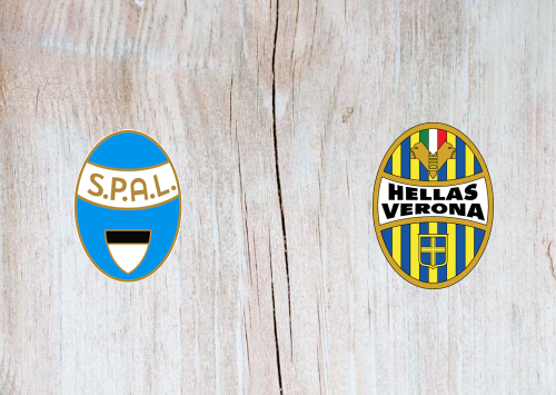 SPAL vs Hellas Verona -Highlights 5 January 2020