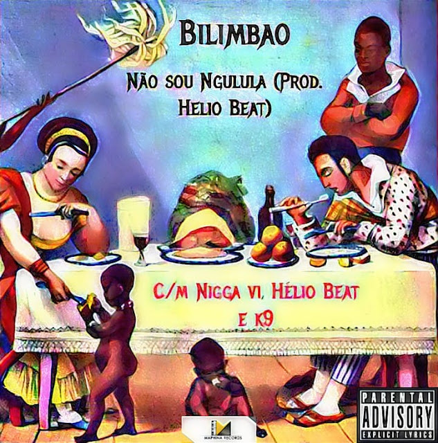Bilimbao Feat. Nigga Vi, Hélio Beat & K9 - Ngulula (Prod. Helio Beat)