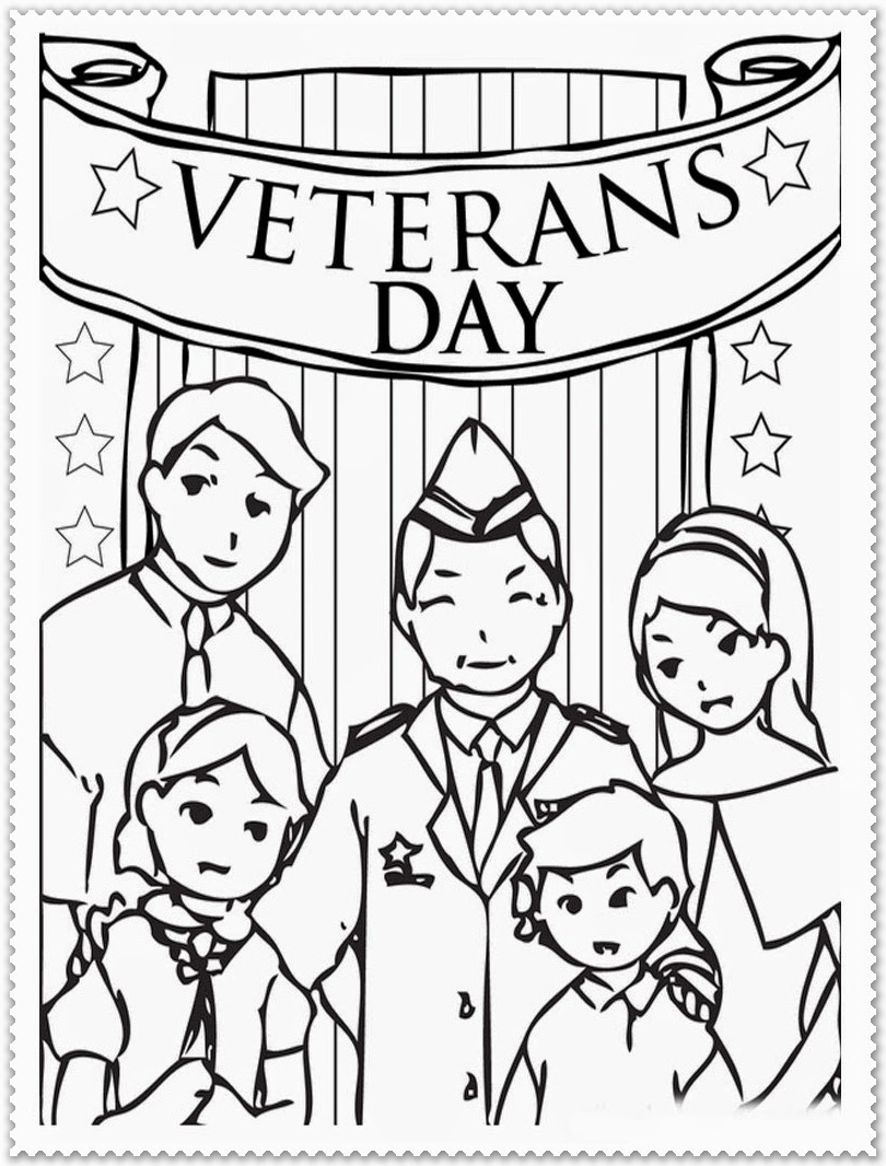veterans day coloring pages wallpaper