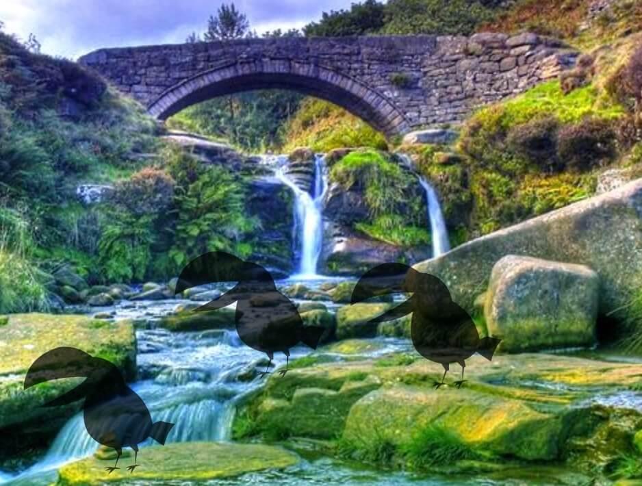 WowEscape Scenic Mountain Pond Escape
