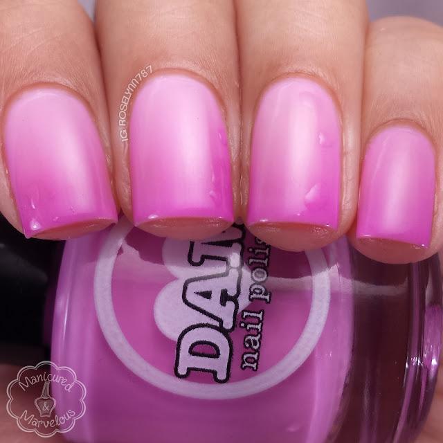 Dam Nail Polish - Pinky Promise