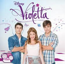 Violetta - disney cd (2012)