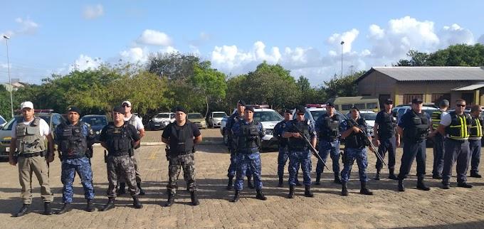 Forças de Segurança realizam operação integrada em Cachoeirinha