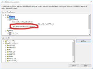 [SOLVED] Database Login Crystal Report in Other PC
