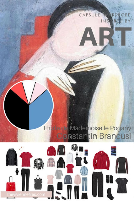 What to Pack for Ireland? Start with Art: Etude de Mademoiselle Pogany by Brancusi