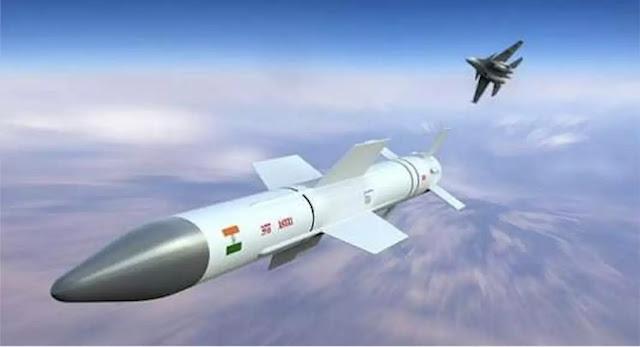 हवा से हवा में मार करने वाली मिसाइल