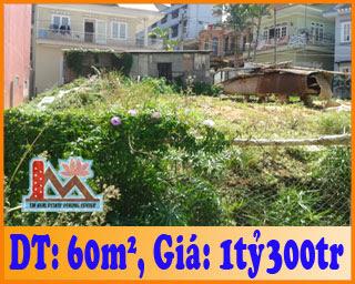 Bán đất khu quy hoạch trung tâm phường 4 Đà Lạt