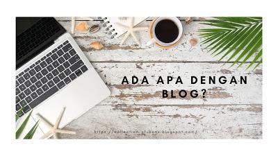 Alasan menulis di blog di waktu kegiatan super padat