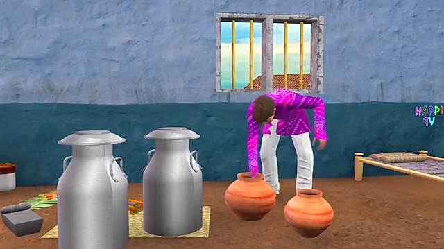 लालची दूध वाला और चाय वाला | Lalchi Chaiwala