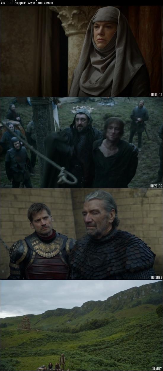 Game of Thrones S06E07 HDTV 720p