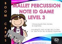 Mallet Percussion - Lvl 3