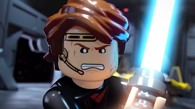 LEGO Star Wars: A Saga Skywalker