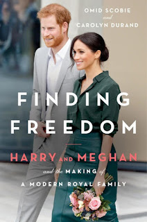 FINDING FREEDON: Harry and Meghan and the Making of a Modern Royal Family DE OMID SCOBIE Y CAROLYN DURAND