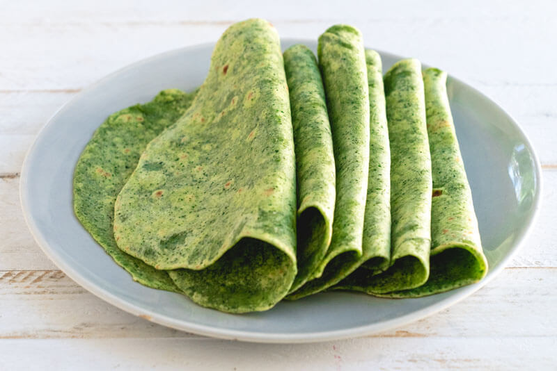SPINACH TORTILLAS #diet #tortillas #spinach #healthyrecipes #food