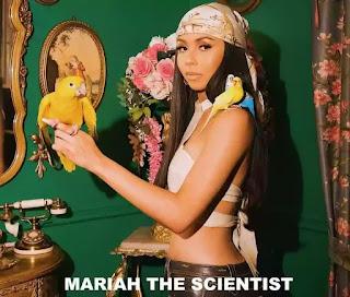 Mariah the Scientist - Impalas & Air Force 1's Lyrics
