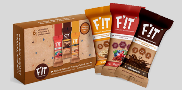 Fit Nutrition Bar Review | Complete Nutrition Bar