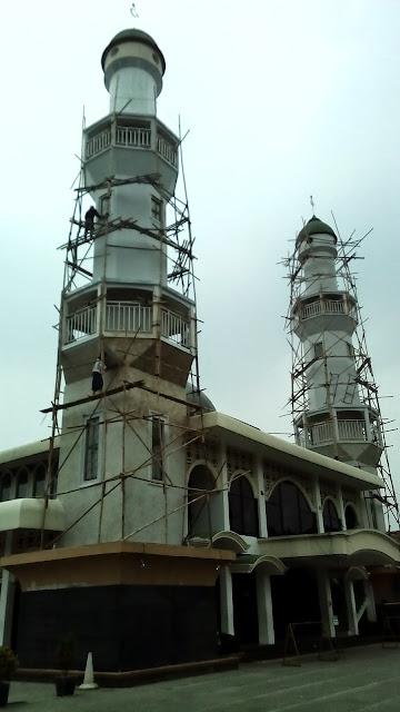 Jasa Pengecatan Masjid Murah Profesional
