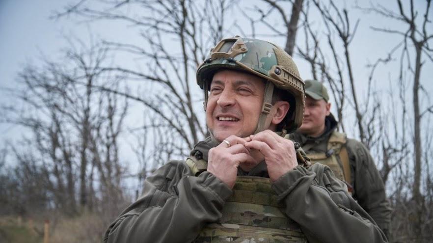 Ουκρανία: Νόμος για κλήση εφέδρων σε στρατιωτική υπηρεσία