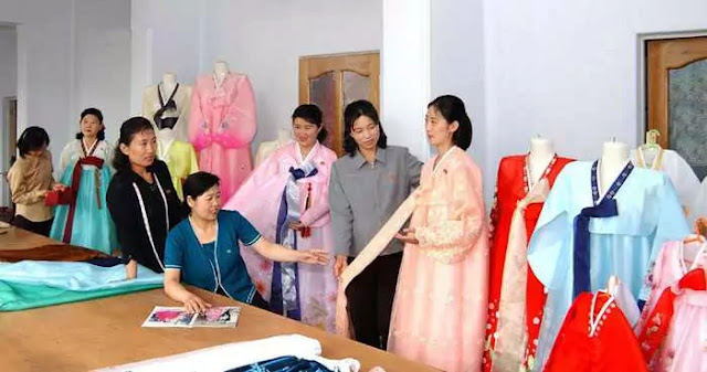 Jongro Korean Tailor's Shop