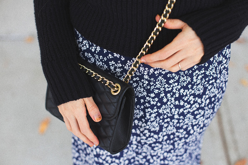 How To Style Midi Skirts For Fall