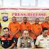 Polda Sumbar Ringkus Pelaku Jaringan Narkoba Antar Provinsi