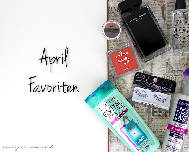 April-Favoriten