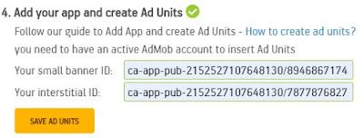Cara Membuat Aplikasi Android Gratis Untuk Iklan Adsense Admob