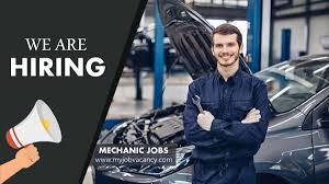 Auto Mechanic Job Recruitment in Automobile Service Center at Ras Al Khaimah, UAE