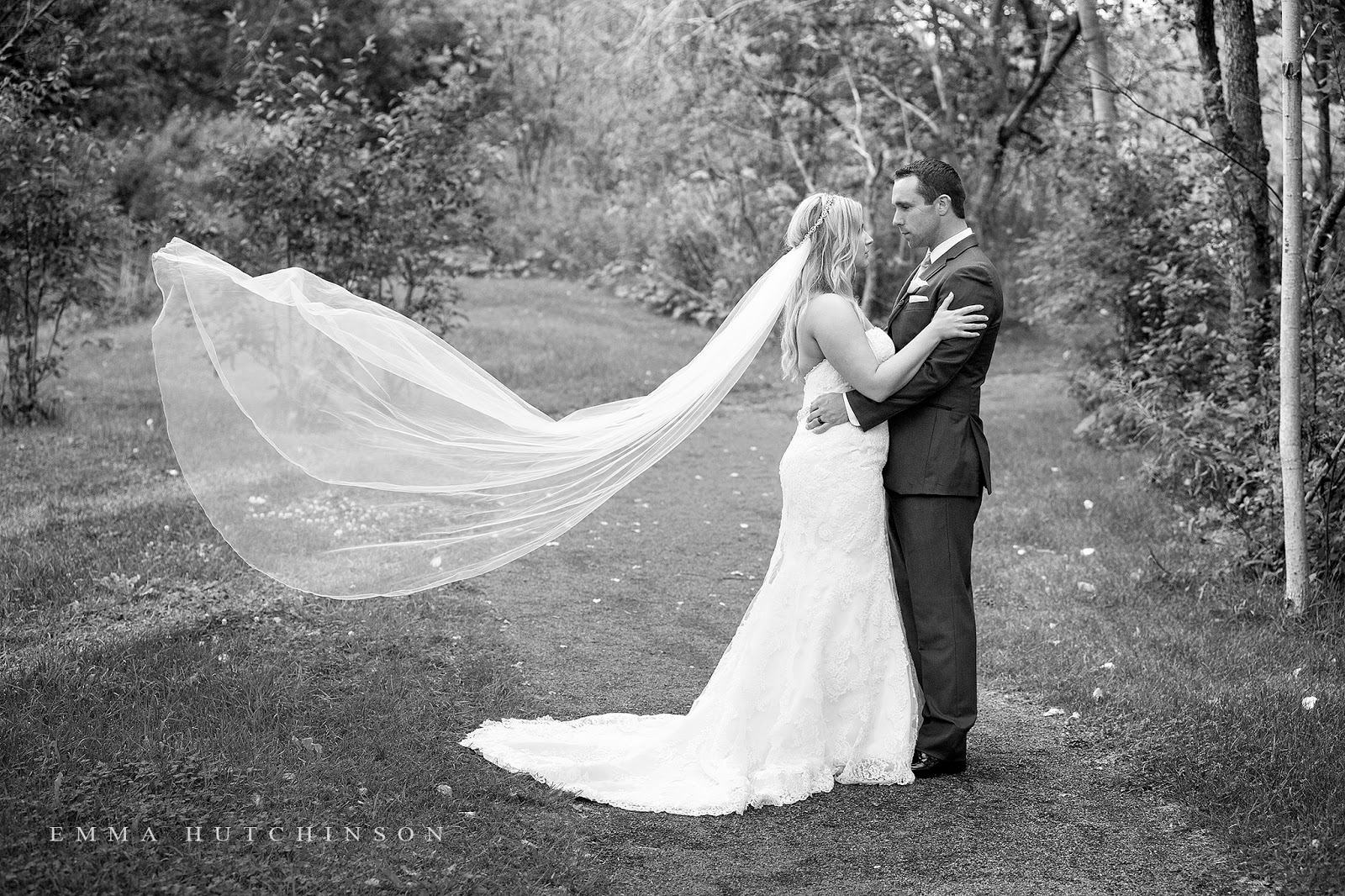 Grand Falls Windsor weddings - wedding photography by Emma Hutchinson